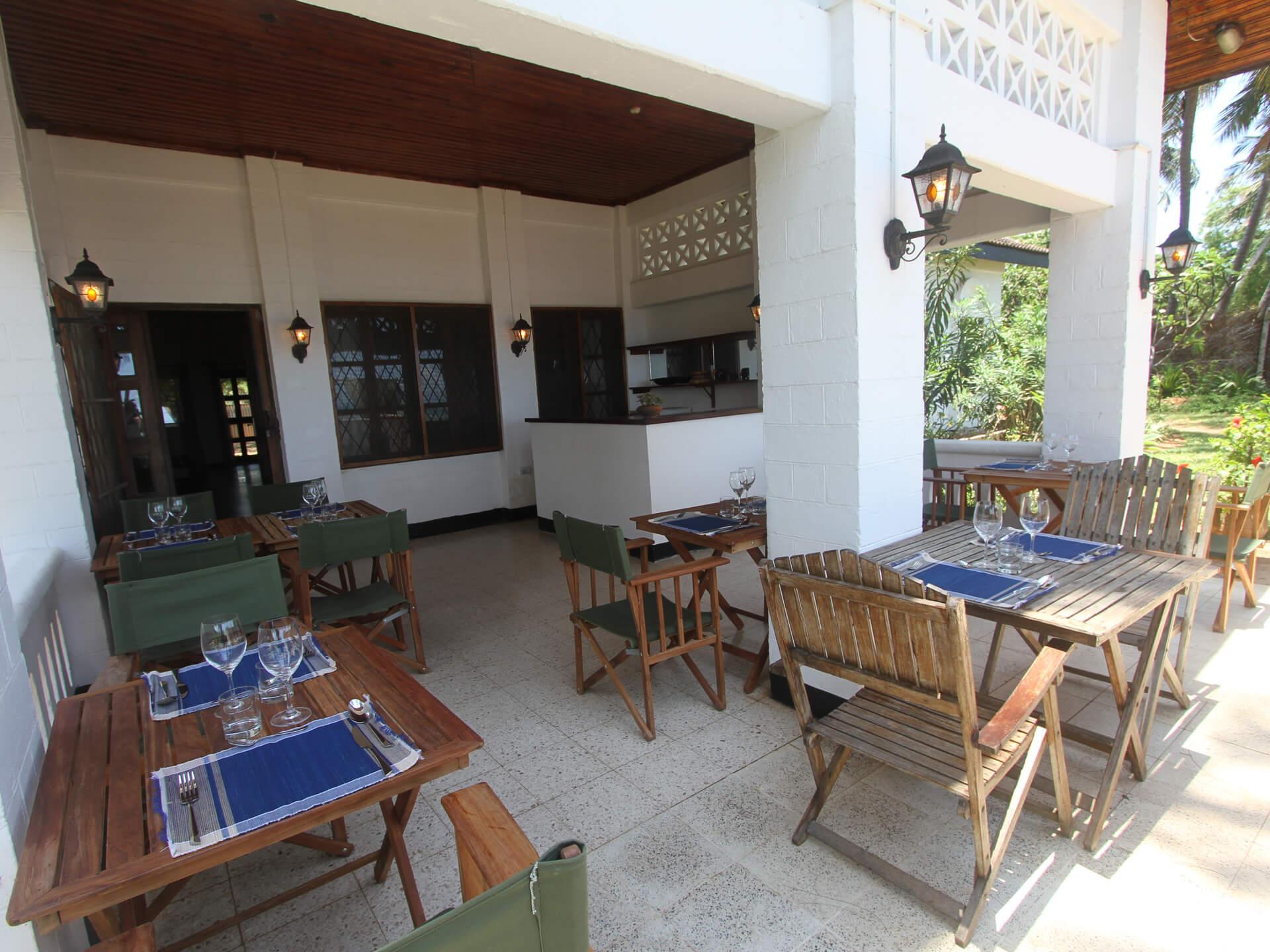 Upepo Garden Restaurant